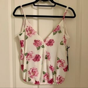 Brand New Forever 21 Floral Tank Top